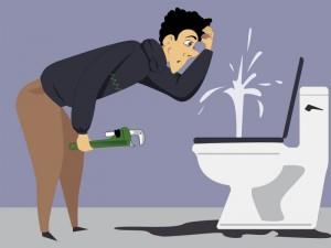 【原因と対処法】トイレタンクからの水漏れ